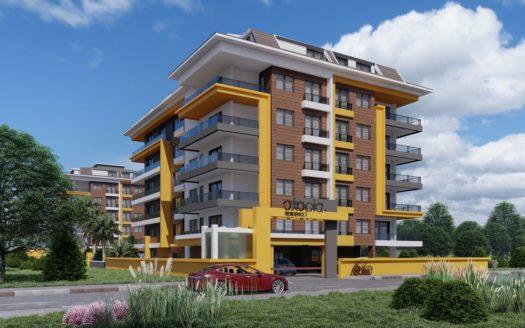 Property In Kestel Alanya