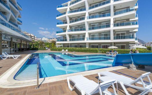 Luxury Dublex Apartment In Oba