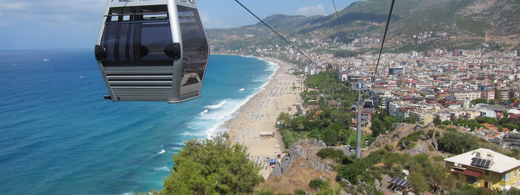 Discover the nature and beauty of Alanya