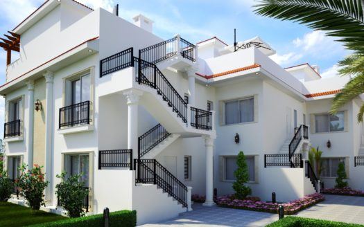 Two Bedroom Apartment In Esentepe Cyprus
