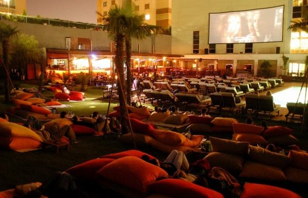 Summer in Istanbul: beaches, parks and open-air cinemas
