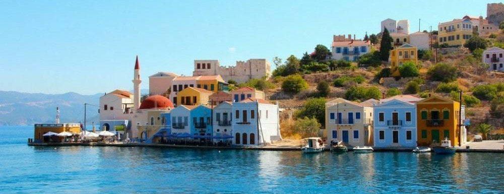 KasMediterranean Delight in Turkey