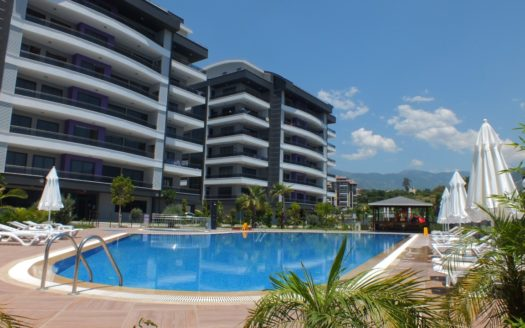 Flat Apartment In Ciplakli Alanya