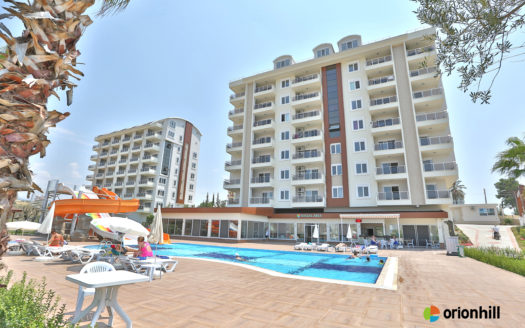 Apartment In Avsallar Alanya