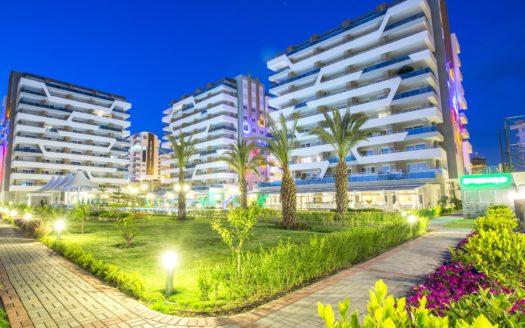 Luxury Apartment In Avsallar