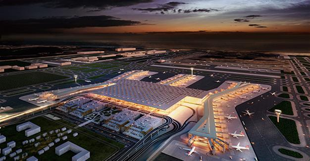 Benefits of Istanbul's New Third Airport