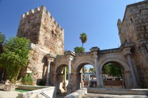 Исторические места в Анталии, которыми стоит насладиться