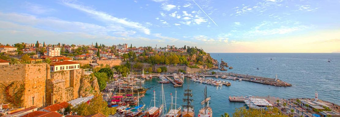 Antalya Tourism Leader in Turkey