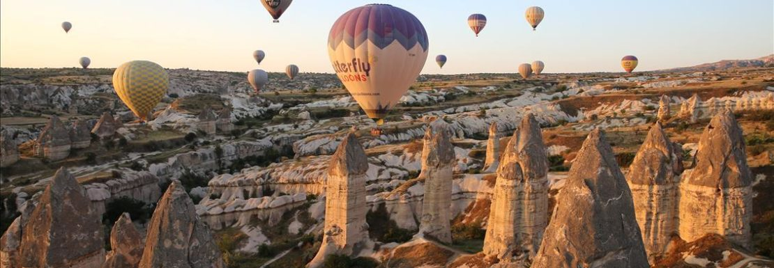 5 DESTINATIONS IN TURKEY THAT DOMINATE THE TOURISM INDUSTRY