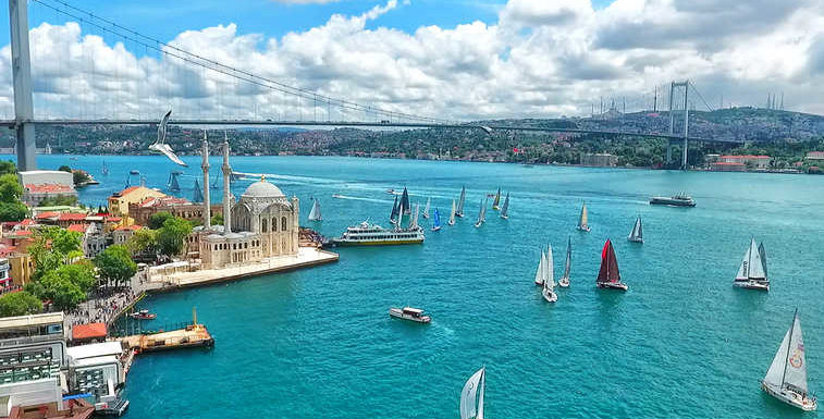 Discover Istanbul: 7 sights of the Bosphorus