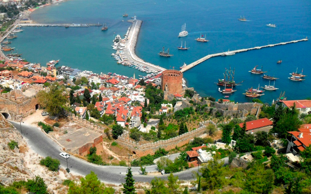 How to beat the summer heat in Alanya