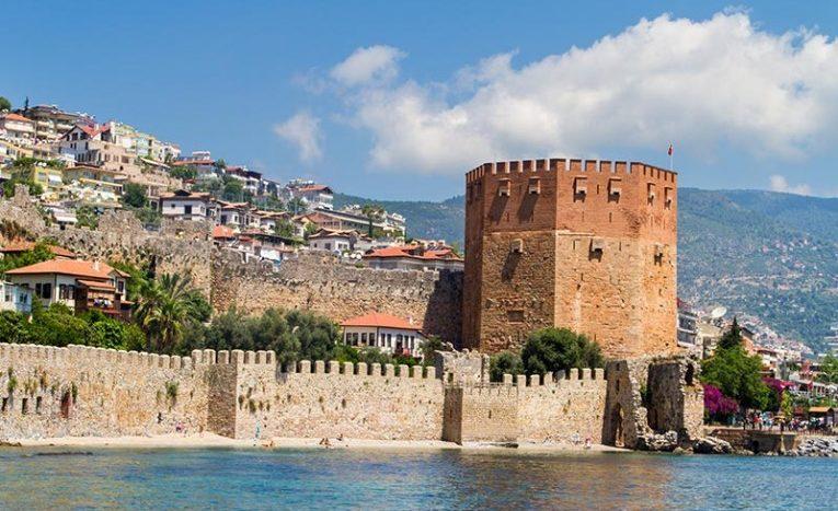 HISTORICAL WANDERLUST IN ALANYA TURKEY