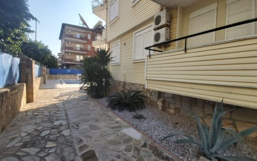 Furnished apartment for sale in Oba