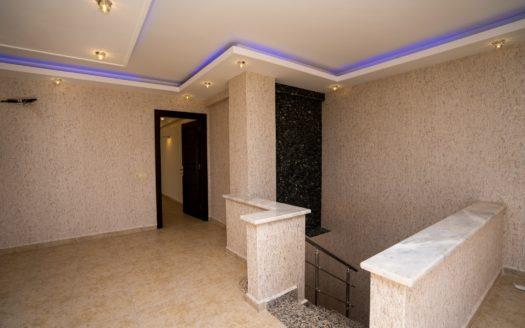 Duplex apartment for sale in Mahmutlar