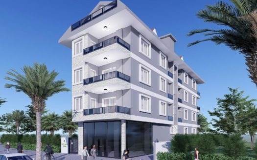 Apartment for sale in Oba