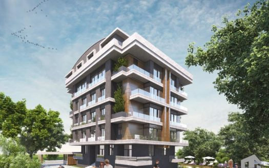 Luxury apartment for sale in Antalya Horma