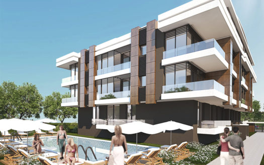 Apartment for sale in Antalya Konyaalti