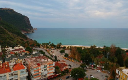 Furnished apartment for sale in Alanya Cleopatra