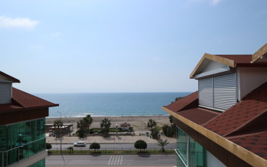 Furnished duplex apartment for sale Zero to sea