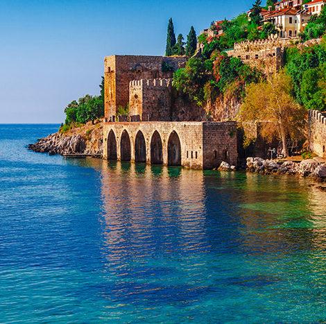 "Alanya ""the recreational tourism paradise"""