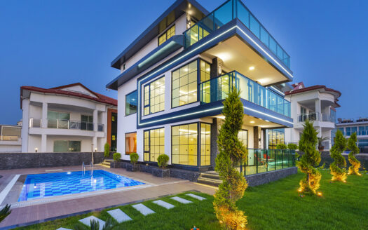 Luxury villa for sale in Kargicak