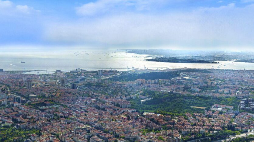 A site that allows you to enjoy the beauty of Istanbul