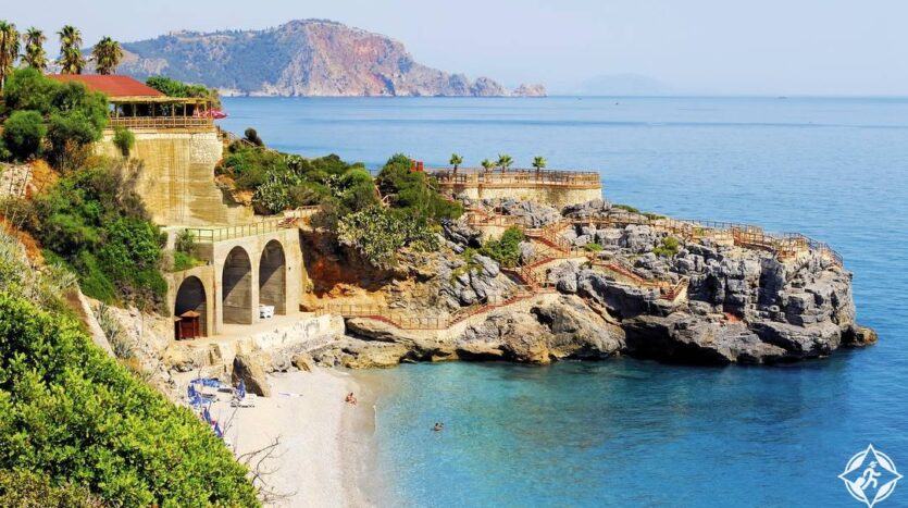 Turkish Alanya a city that tells its visitors myths about nature and beauty