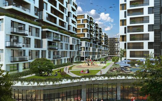 Luxury apartments for sale in Beylikduzu