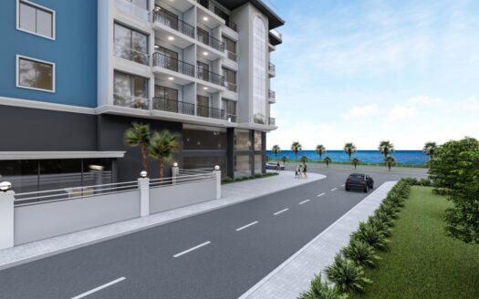 Luxury apartments zero to sea