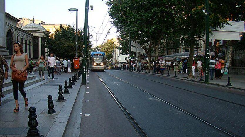Sultan Ahmed Street