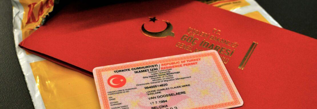Real estate residence in Turkey