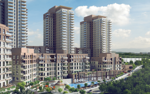 Apartments in European Istanbul