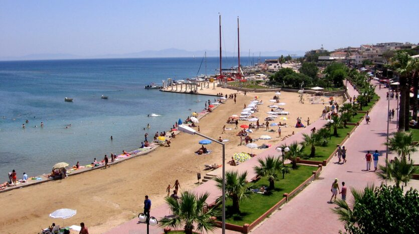 Didim is the quiet historical city