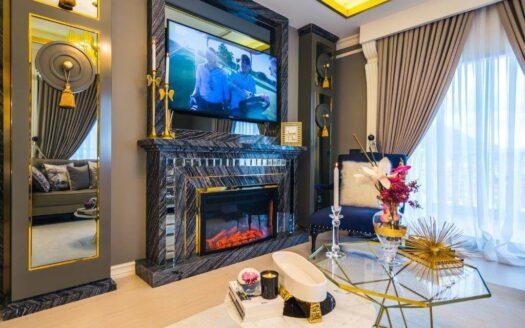 Luxury apartment suitable for Turkish citizenship
