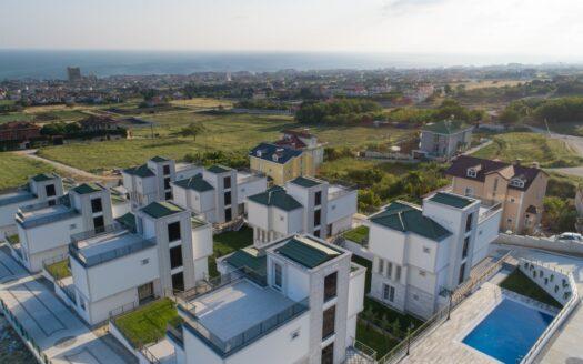 Furnished villa suitable for obtaining Turkish citizenship