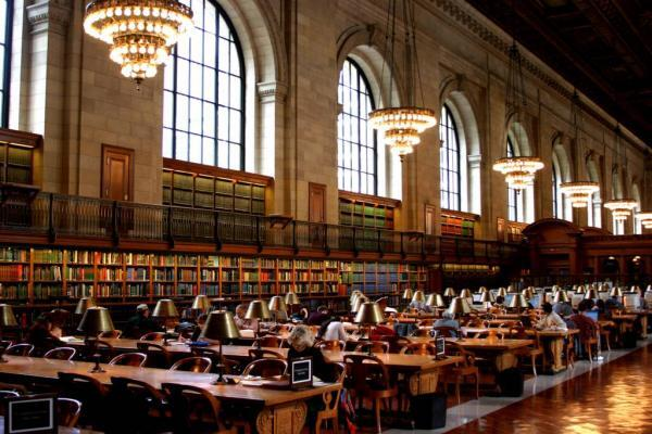 Istanbul's great libraries