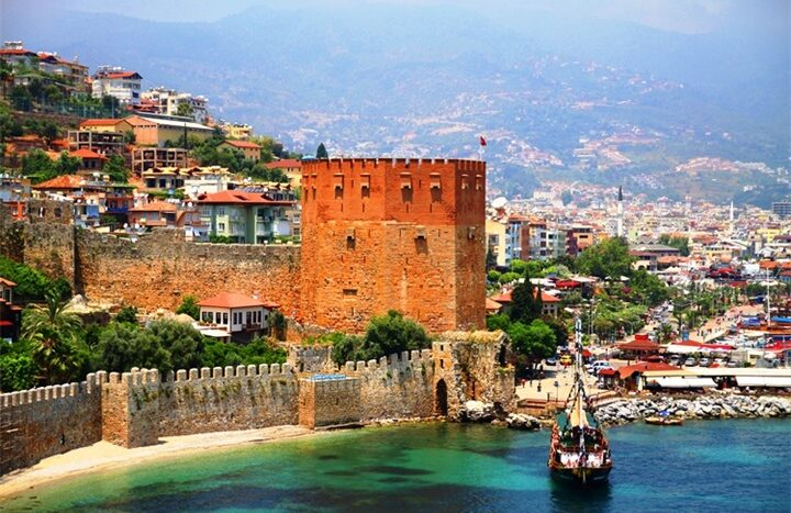 Tourism report in the tourist city of Alanya