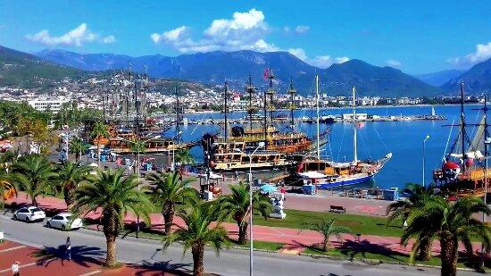 Alanya a paradise for tourism