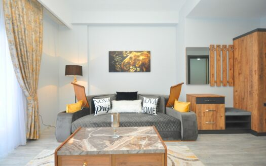Furnished Apartments for sale near the sea