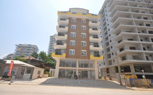 Apartments for sale near the sea