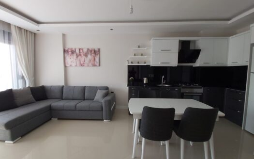 Furnished apartment near the sea