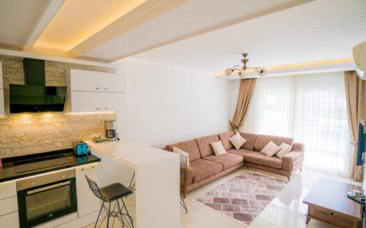 Furnished apartment near Cleopatra Beach