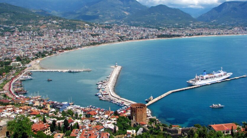 Get to know Alanya