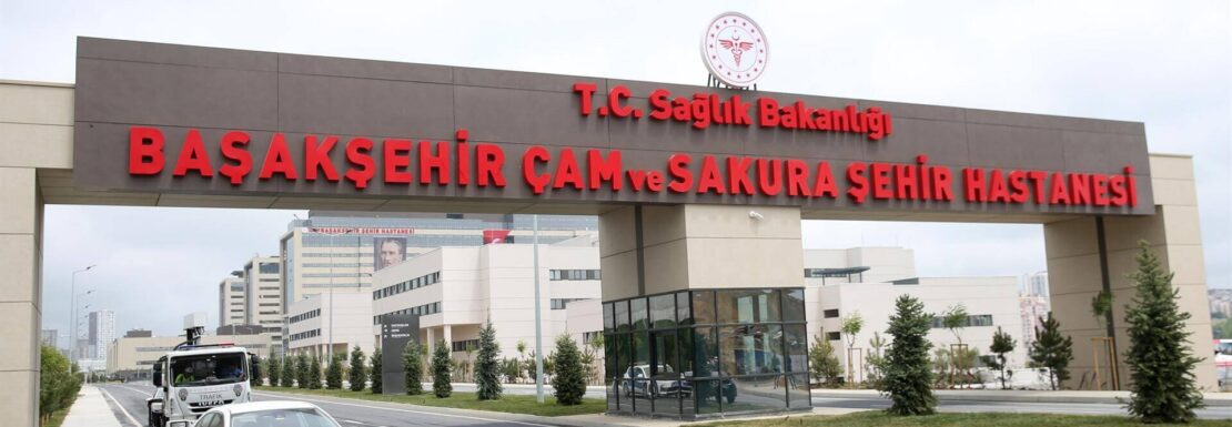 Basaksehir Medical City in Istanbul