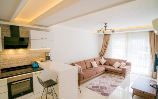 Furnished apartment near Cleopatra Beach
