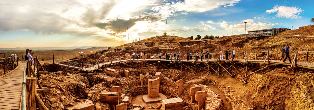 Gobekli Tepe in Turkey