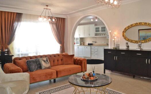 Furnished apartment near the sea