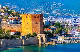 Alanya is the city of dreams