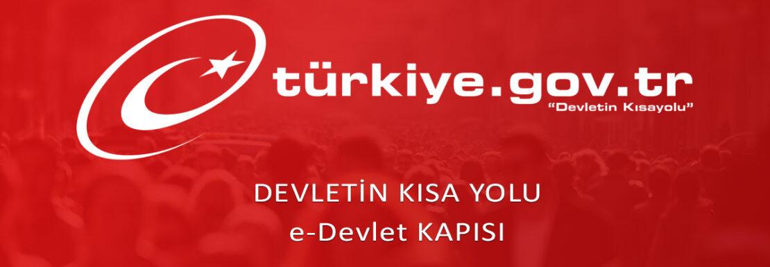 Turkish e-government portal