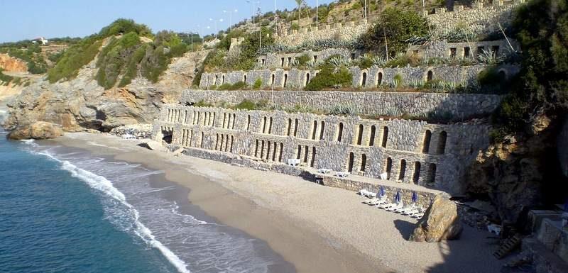 9 most beautiful beaches in Alanya